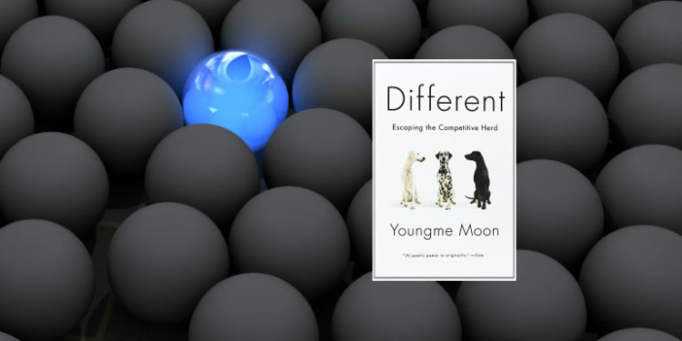 Different by Youngme Moon