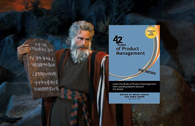 42 Rules of Product Management